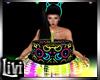 HB Neon Cake