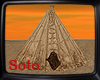 *S* Native American Tipi