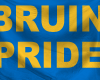 UCLA Bruin Pride Banner