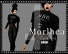 [MLA) Top Dark black