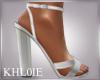 K white spring heels