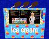 [E] Ice Cream Stand