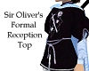 Sir Oliver Reception Top
