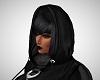 YM - BLACK HOODIE 2 -
