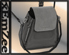 MZ - Suede Bag Grey