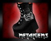 CEM Dark Amelie Boots