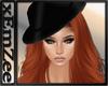 MZ - Kiara Hat Black