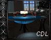 !C* B Blue Table