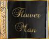 I~Flower Man Tuxedo Bag