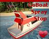 Mm Red Speedboat