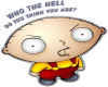 J9 - Stewie Who the hell