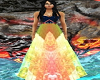 Bifrost gown