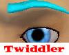 Tricky Eyebrows Aqua