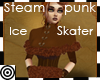 Steampunk Holiday Skater