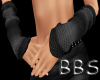 [BBS] black Arm Warmers