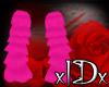 xIDx Pink ArmWarmers F/M