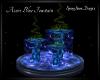 Azure Blue Fountain