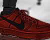 Air Force Red Black