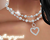 Necklace Wedding Diamond