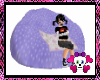 (LB)purpur bean bag
