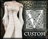 [V] *Custom* Wedd. Gown