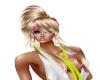 Hair Ash Blond Lizzy 562