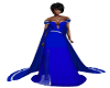 TEF SOFT BLUE GOWN