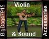 [bd] Violin&Sound