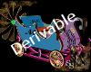 Steampunk Sleigh Derive