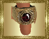 LD~ Red Diamond Ring